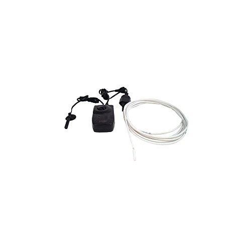Idroponica Resistenza stagna riscaldante 4,3m 25W + termostato | Mini Serre e Terrari
