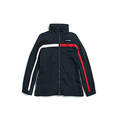 Tommy Hilfiger Women's Adaptive Regatta Jacket with Magnetic Zipper, masters navy, XX-Large from Tommy Hilfiger