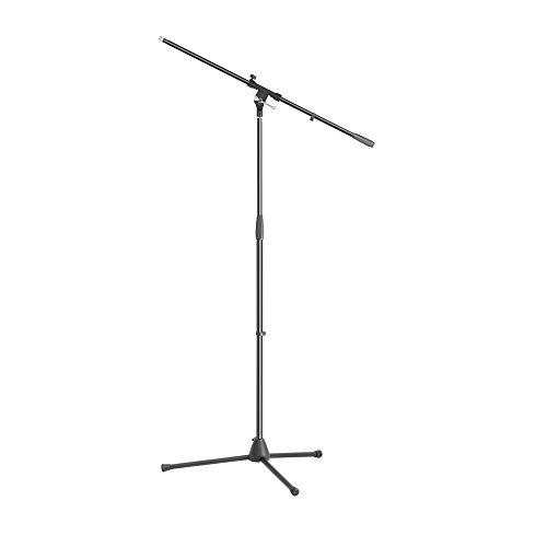 Adam Hall Stands S5B Mikrofonständer mit Schwenkarm