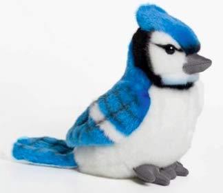 Cabin Critters Blue Jay 6' Stuffed Plush Animal Backyard Bird Collection