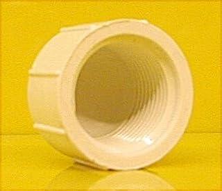 CAP PVC SCH40 4 SLIP by CHARLOTTE MfrPartNo PVC 02116 2000 by Charlotte Pipe & Found