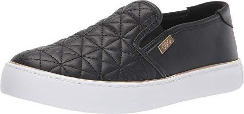 GBG G by Guess Women's Los Angeles Golly Slip On Sneaker Black 9