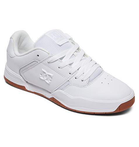DC Shoes Central-für Herren Sneaker, White, 42 EU