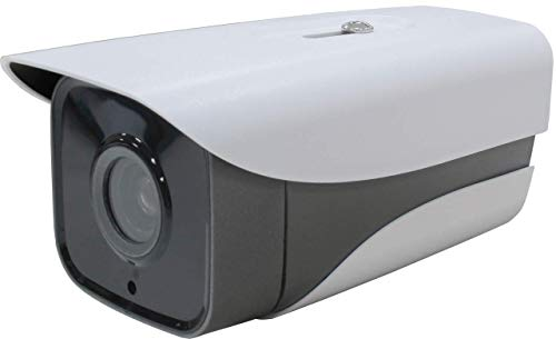 Percepcam Facial Recognition Camera with Optical Zoom Surveillance, Traffic Counter and Loss Prevention