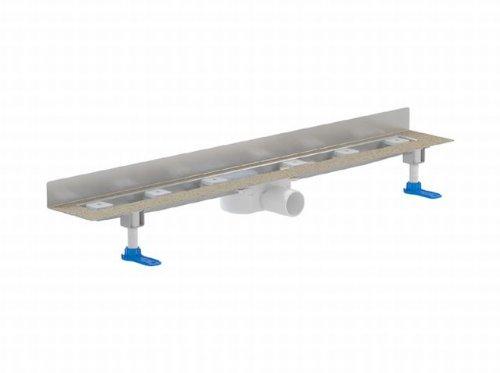 Dallmer Duschrinne CeraLine Nano W 800mm, 523198, DN 50 Bauhöhe 68mm