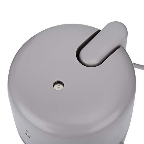 Jiawu Purificador, humidificador eléctrico de Caja de Agua de 420 ml, máquina humectante silenciosa humidificador purificador para Oficina en casa