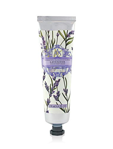 AAA Floral - Lavender - Luxury Body Cream, Enriched with Shea Butter - 130 ml / 4.4 fl oz