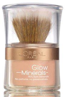 L'Oréal Paris Glow Minerals - Sun Puder - Enlumineur minéral - 01 Pink Glow
