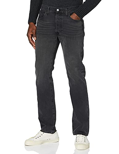 Levi's Herren 501 Original Jeans, Solice, 38W / 34L