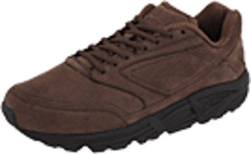 Brooks Mens Addiction Walker Walking Shoe - Brown - B - 7.0