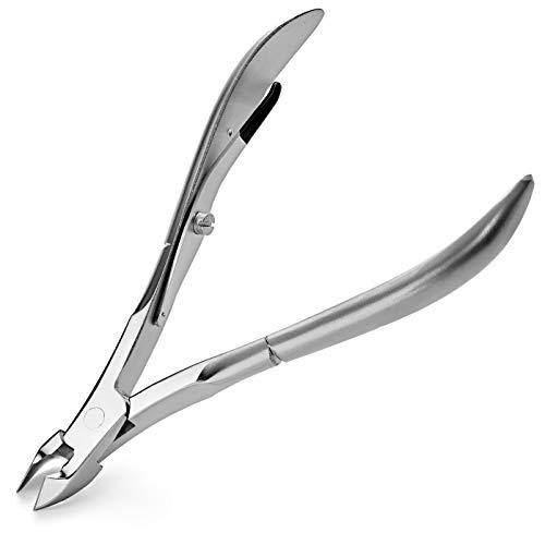 Boé Perel Cuticle Trimmer - Sharp Scissor Nail Clipper Cutter Remover Pedicure...