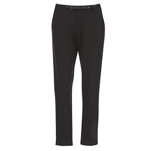 Maison Scotch QUEZAS Pantalones Femmes Negro Pantalón Cargo