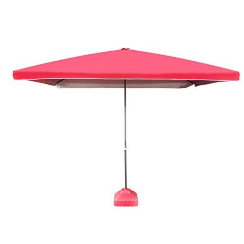 Grace Outdoor Market Paraplu's, 9ft Paraplu Zonneschijn Gebruik voor Winkel Café Restaurant Zwembad Plaza