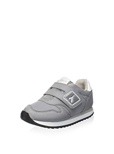 Diadora Sneaker K-Run L Jr Grigio EU 28 (10 UK)