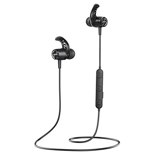 Bluetooth 5.0 Headphones, Mpow S10 Wireless Sports...