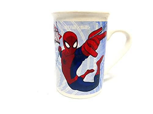 heshuqiaoFC Marvel Avengers Becher Kapitän Hulk Thor Spiderman Iron Man Keramik Wasser Tasse Kaffeetasse-7