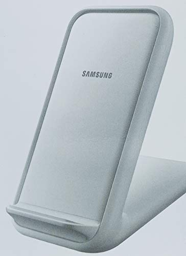 Samsung Official 15W 2019 Fast Charge 2.0 Wireless Charger Stand (White)