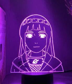 Promi-Sängerin Ariana Grande Nachtlicht Led Touch Sensor Farbwechsel Nachtlicht für Fans Geschenk Adult Night Lamp Schlafzimmer