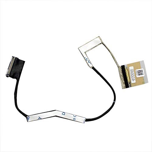 GinTai EDP FHD LCD LVDS LED Screen Video Cable Replacement for DELL Inspiron 7577 7587 7570 80P2F 080P2F DC02002TC00 30Pin