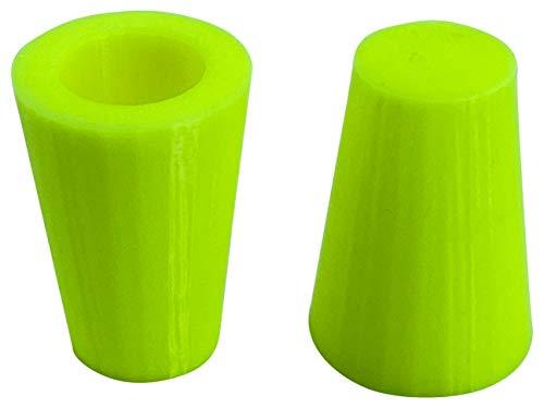 Tapones de piscina tapones de 2 piezas flotantes para la apertura de 3cm a 4cm tapones de invierno