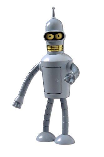 Toynami Futurama Talking Bender Figure