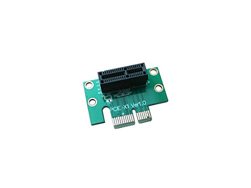 KALEA-INFORMATIQUE. Adaptador Riser 90° para PCI EXPRESS PCIe 1x