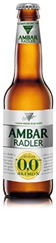 Cerveza Ambar Radler 0.0 25 cl pack 24