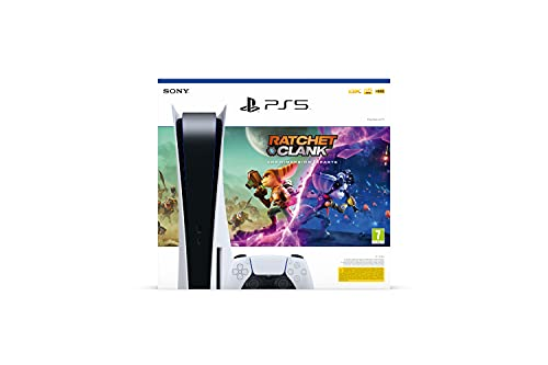 Sony Consola PS5 & Ratchet & Clank...