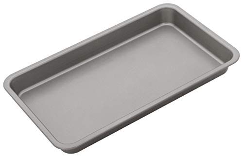 Judge Horwood Homewares Swiss Rouleau en métal, Gris, 32 x 18 x 3 cm