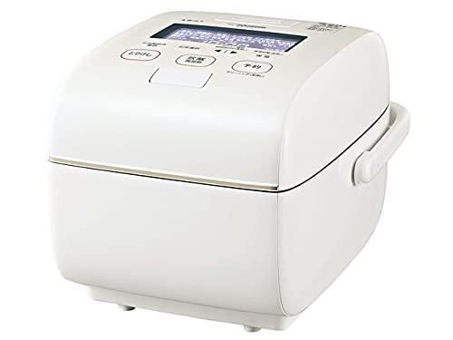 象印 炊飯器 圧力IH炊飯ジャー(5.5合炊き) 絹白 ZOJIRUSHI 炎舞炊き NW-LB10-WZ
