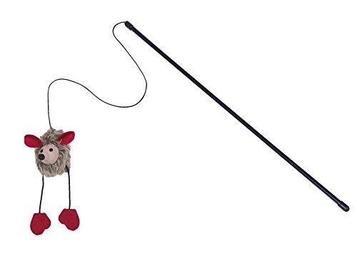 Nobby Angel mit Plüsch Maus, mit Sound 6 cm; 50 cm