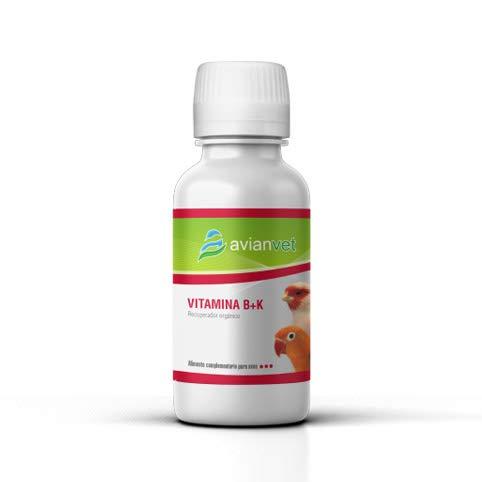 AVIANVET Vitamina B+K 1L.