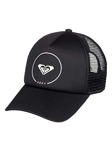 Roxy Damen Truckin-Trucker Kappe für Frauen, Black, 1SZ