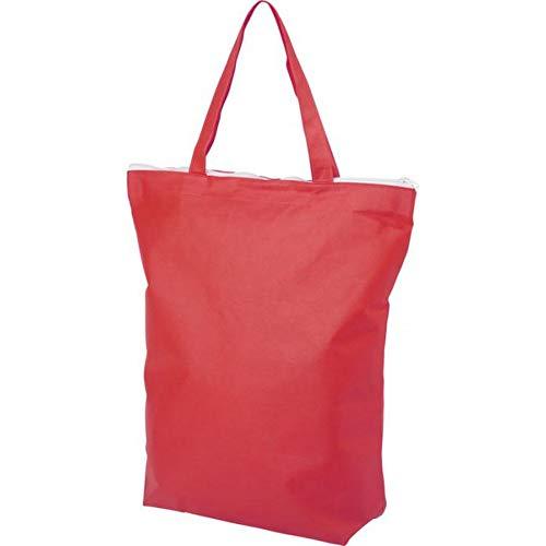 Bullet Privy - Bolsa con cremallera (tamaño único), color rojo