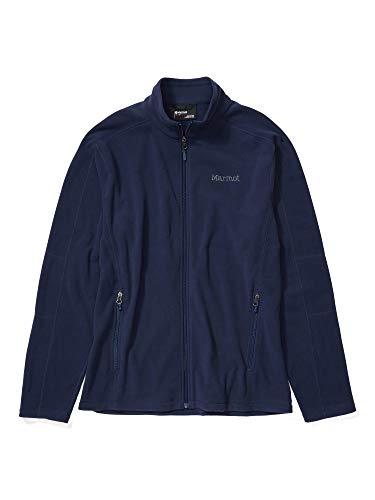 Marmot Jacke Rocklin Full Zip, Herren, Rocklin Full Zip Jacket, Arctic Navy, Small