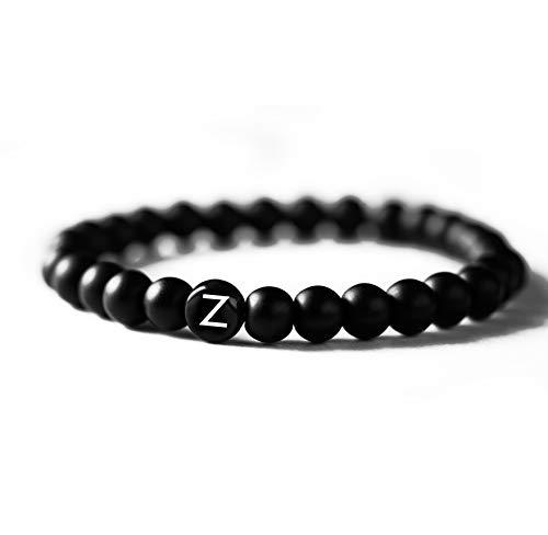 BAVELA Partnerarmband Personalisiert | Namensarmband für Pärchen | Geschenk für Paare | Freundschaftsarmband