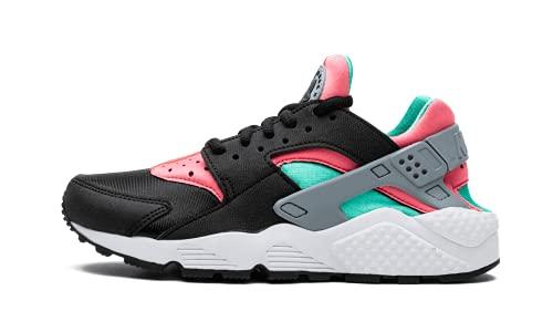 Nike Air Huarache 634835 scarpe da ginnastica da donna (UK 3 US 5.5 EU 36, verde carbonio nero 300)