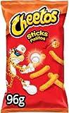 Cheetos Sticks - Palitos de Sabor a Queso y Ketchup - 10 x 96g