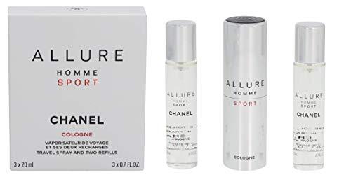 Chanel - Cologne vaporizador de viaje recargable