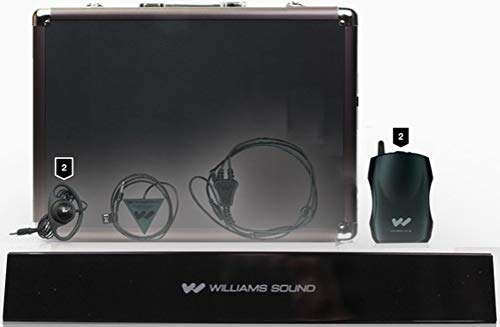 Best Price! Williams Sound IR SY6 SoundPlus Medium-Area Infrared (IR T2) System; Includes: (1) IR T2...