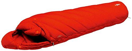 モンベル(mont-bell) 寝袋 アルパイン ダウンハガー800 #1 [最低使用温度-10度] オレンジ 1121300-OG