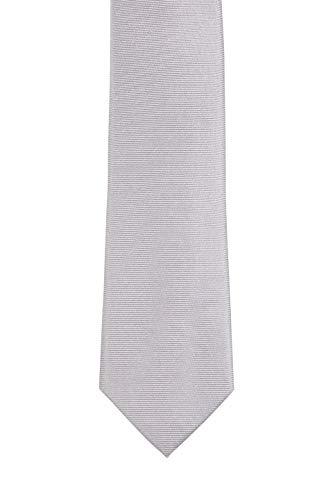Esprit 990eo2q301 Corbata, 030/Gris, 1Size para Hombre
