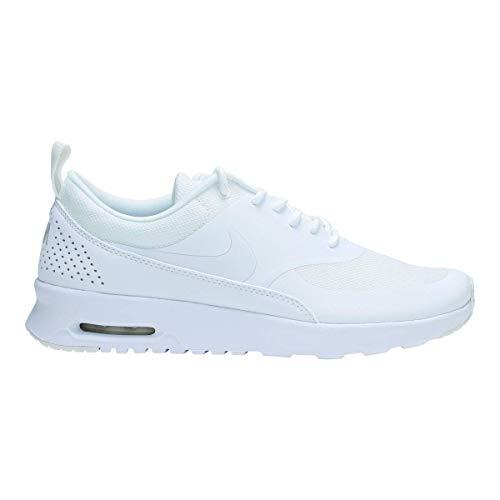 Nike Damen WMNS Air Max Thea Leichtathletikschuhe, Weiß (White/White/White 000), 40 EU