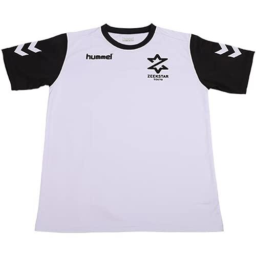 [ジークスター東京] ヒュンメル(hummel) メンズ レディース 公式 プラクティスシャツ ホワイト ZK014 M