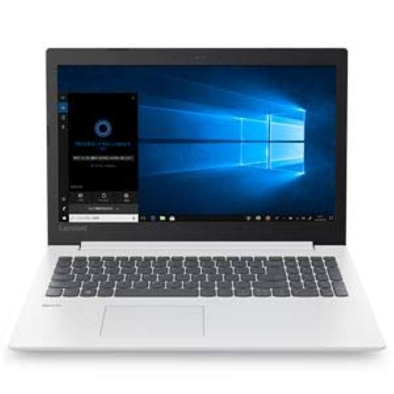鈍いスコットランド人現金Lenovo Ideapad 330 81DC002LJP[ブリザードホワイト]