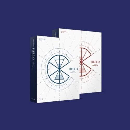 CIX [ Hello Chapter Ø 4th EP Album Random CD+80p Photo Book+Individual Photo Card+Photo Card Sealed