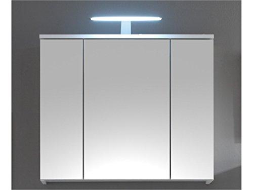 Spiegelschrank Badschrank Hängeschrank Spiegel Badmöbel Wandschrank Suzette I