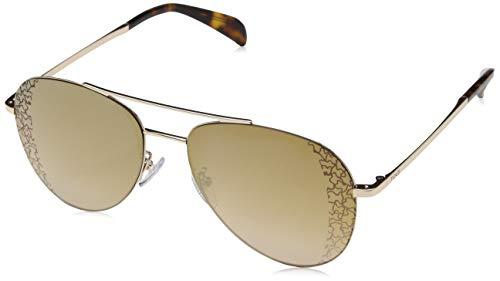 TOUS STO361-57300G Gafas, Rosado, 57/16/140 para Mujer