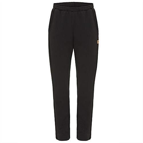 TAO Sportswear Lange Herren Freizeithose aus Baumwolle (KBA) Hansi Black 24