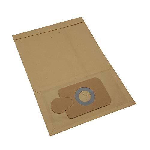Reinica 10 Staubsaugerbeutel für Viper DSU 8 Saugerbeutel Filtertüten Staubbeutel Papier Beutel